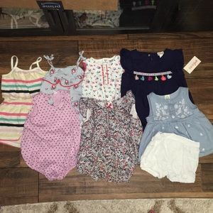 Other - 12-18m rompers, sets, and bubbles!